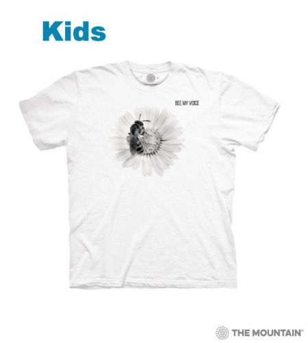 Daisy Bee My Voice - Kids Protect T-shirt - The Mountain®